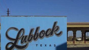 Visit Lubbock TV Spot, 'Lubbock Is' - Thumbnail 1
