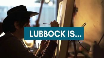 Visit Lubbock TV Spot, 'Lubbock Is' - Thumbnail 2