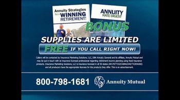 Annuity Mutual TV Spot, 'Maximize Retirement Income' - Thumbnail 6