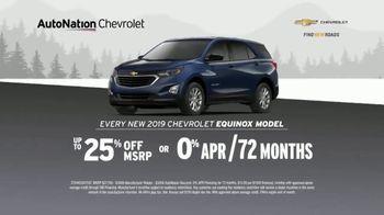AutoNation Chevrolet Truck Month TV Spot, '2018 Silverado and 2019 Equinox' - Thumbnail 5