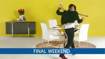 Rooms to Go 28th Anniversary Sale TV Spot, 'Final Weekend: Bonus Buys' Song by Portugal. The Man - Thumbnail 6