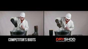 Dryshod TV Spot, 'Competitor Comparison' - Thumbnail 2