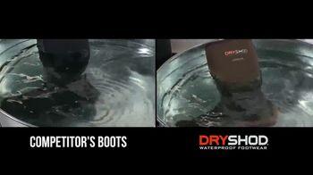 Dryshod TV Spot, 'Competitor Comparison' - Thumbnail 3