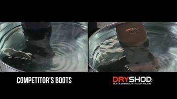 Dryshod TV Spot, 'Competitor Comparison' - Thumbnail 4