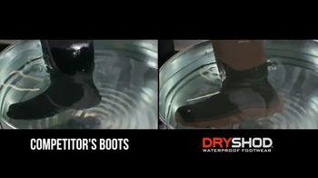 Dryshod TV Spot, 'Competitor Comparison' - Thumbnail 7