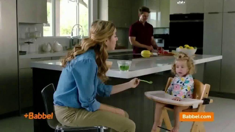Babbel TV Commercial, 'Baby Babbling'