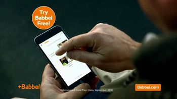 Babbel TV Spot, 'Baby Babbling' - Thumbnail 8