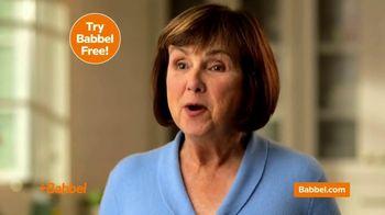 Babbel TV Spot, 'Baby Babbling' - Thumbnail 9