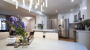 Wayfair TV Spot, 'Property Brothers: Finish' - Thumbnail 1