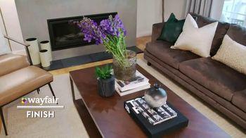 Wayfair TV Spot, 'Property Brothers: Finish' - Thumbnail 2