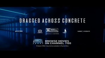 DIRECTV Cinema TV Spot, 'Dragged Across Concrete' - Thumbnail 10
