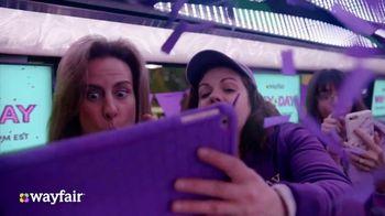 Wayfair TV Spot, 'WayDay 2019' - Thumbnail 3