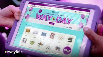 Wayfair TV Spot, 'WayDay 2019' - Thumbnail 4