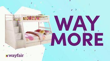 Wayfair TV Spot, 'WayDay 2019' - Thumbnail 5