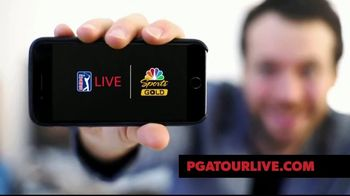 PGA TOUR Live TV Spot, 'You Get It' - Thumbnail 9