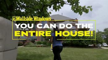 Wallside Windows TV Spot, 'Limited Time: 75 Months No Interest' - Thumbnail 6
