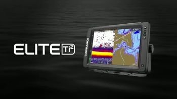 Lowrance Elite Ti2 TV Spot, \'The Search is Over\'
