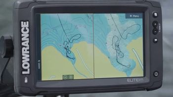 Lowrance Elite Ti2 TV Spot, 'The Search is Over' - Thumbnail 4
