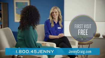 Jenny Craig Rapid Results TV Spot, 'Brittany, Jessica and Shiella: 20 for $20' - Thumbnail 3