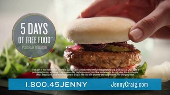 Jenny Craig Rapid Results TV Spot, 'Brittany, Jessica and Shiella: 20 for $20' - Thumbnail 4