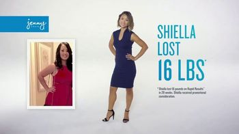 Jenny Craig Rapid Results TV Spot, 'Brittany, Jessica and Shiella: 20 for $20' - Thumbnail 6