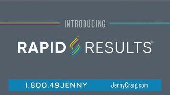 Jenny Craig Rapid Results TV Spot, 'Justin: 20 for $20' - Thumbnail 3