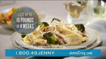 Jenny Craig Rapid Results TV Spot, 'Justin: 20 for $20' - Thumbnail 4