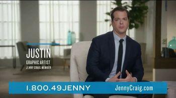 Jenny Craig Rapid Results TV Spot, 'Justin: 20 for $20' - Thumbnail 6