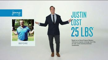 Jenny Craig Rapid Results TV Spot, 'Justin: 20 for $20'