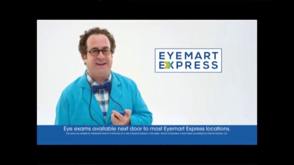 Eyemart Express Tv Commercial Need Glasses Now Ispot Tv