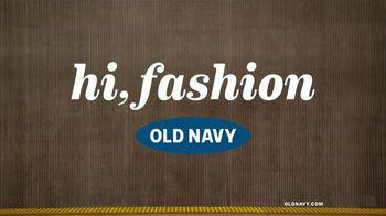 Old Navy TV Spot, 'Indetenibles estilos de primavera: 40 por ciento de descuento' [Spanish] - Thumbnail 1