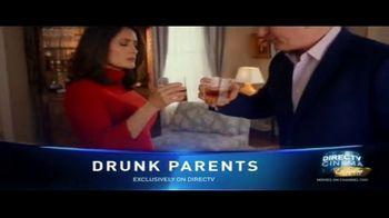 DIRECTV Cinema TV Spot, 'Drunk Parents' - Thumbnail 3