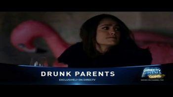 DIRECTV Cinema TV Spot, 'Drunk Parents' - Thumbnail 4