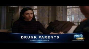 DIRECTV Cinema TV Spot, 'Drunk Parents' - Thumbnail 5