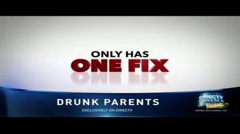 DIRECTV Cinema TV Spot, 'Drunk Parents' - Thumbnail 6