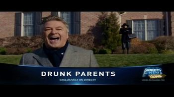 DIRECTV Cinema TV Spot, 'Drunk Parents' - Thumbnail 9