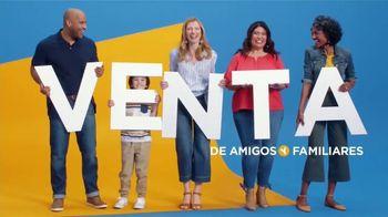 JCPenney Venta de Amigos y Familiares TV Spot, 'St. John's Bay y sabanas' [Spanish] - Thumbnail 8