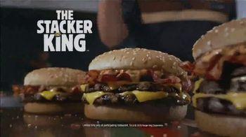 Burger King Stackers TV Spot, 'The Stacker King Challenge' - Thumbnail 9