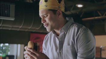 Burger King Stackers TV Spot, 'The Stacker King Challenge' - Thumbnail 3