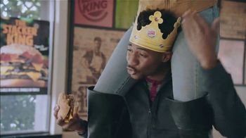 Burger King Stackers TV Spot, 'The Stacker King Challenge' - Thumbnail 5