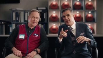 Lowe's TV Spot, 'Do It Wright Playbook: Yardsmanship: Mower' Featuring Jay Wright