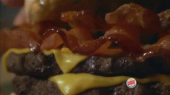 Burger King The Stacker King TV Spot, 'The King's Collection' - Thumbnail 5