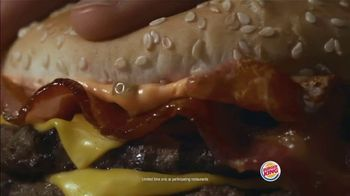 Burger King The Stacker King TV Spot, 'The King's Collection' - Thumbnail 6