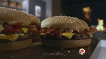 Burger King The Stacker King TV Spot, 'The King's Collection' - Thumbnail 7