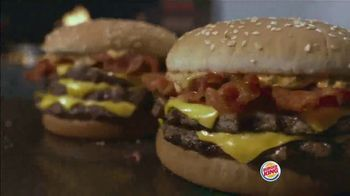 Burger King The Stacker King TV Spot, 'The King's Collection' - Thumbnail 8
