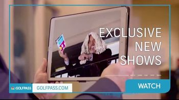 GolfPass TV Spot, 'Exclusive New Shows' Featuring Rory McIlroy - Thumbnail 4