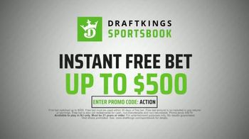 DraftKings Sportsbook TV Spot, 'Online Betting Finally Legal' - Thumbnail 1