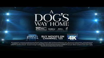 DIRECTV Cinema TV Spot, 'A Dog's Way Home' - Thumbnail 9