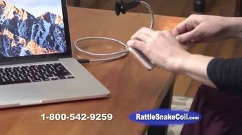 Rattlesnake Coil TV Spot, 'Where You Can See It' - Thumbnail 9