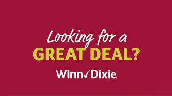 Winn-Dixie TV Spot, 'Ground Beef and Colossal Cantaloupes'